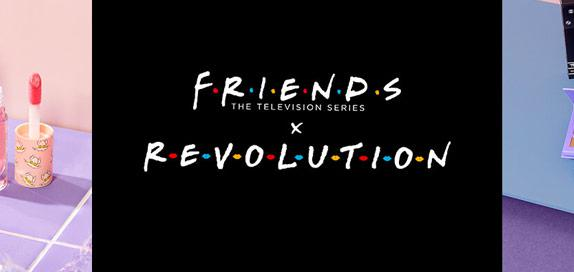 Revolution x Friends