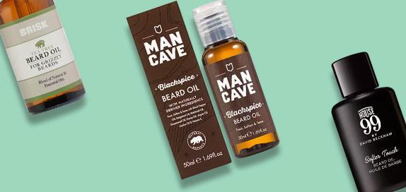 Beard Oils, Balms & Waxes