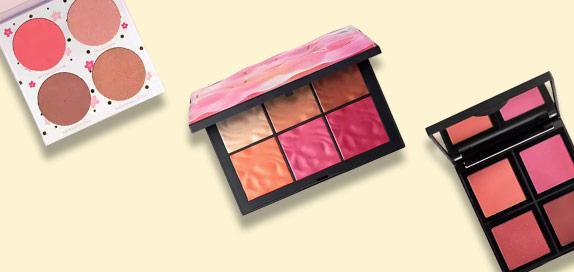 Blush Palettes