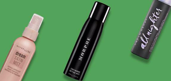 Makeup Setting Spray & Fixers
