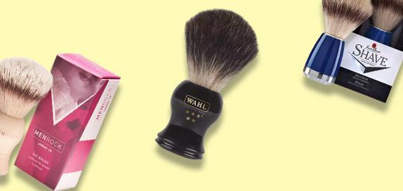 Men's Shaving Brushes