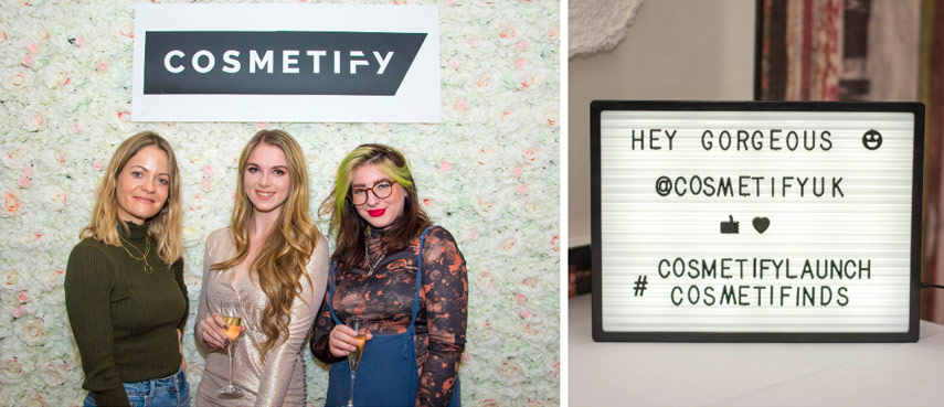 Cosmetify Launch