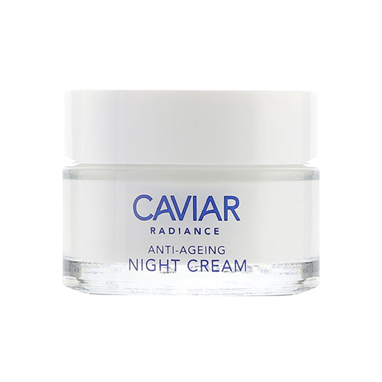 10 Years Younger Caviar Anti Aging Night Cream