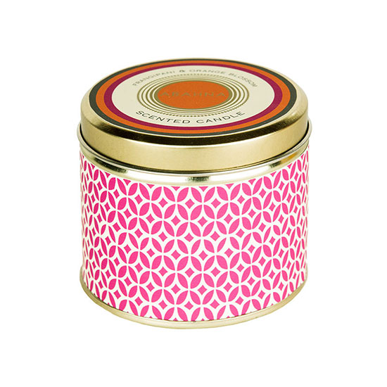 Abahna Frangipani and Orange Blossom 3 Wick Candle 400g
