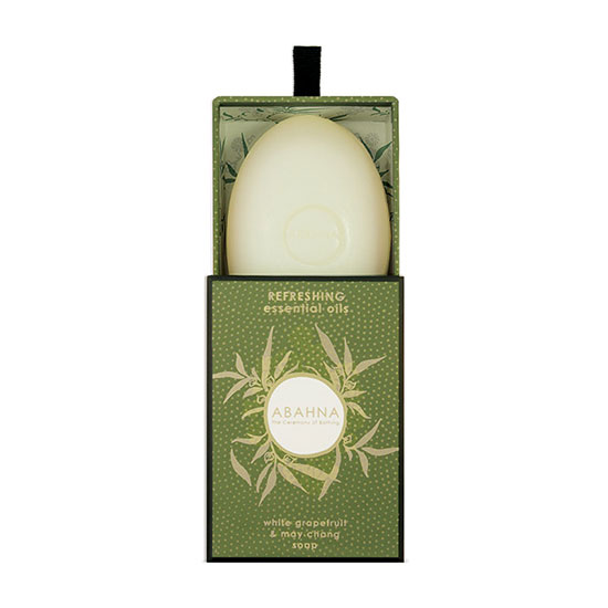 Abahna White Grapefruit & May Chang Soap 170g