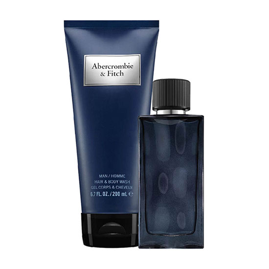 Abercrombie and Fitch First Instinct Blue Men Gift Set