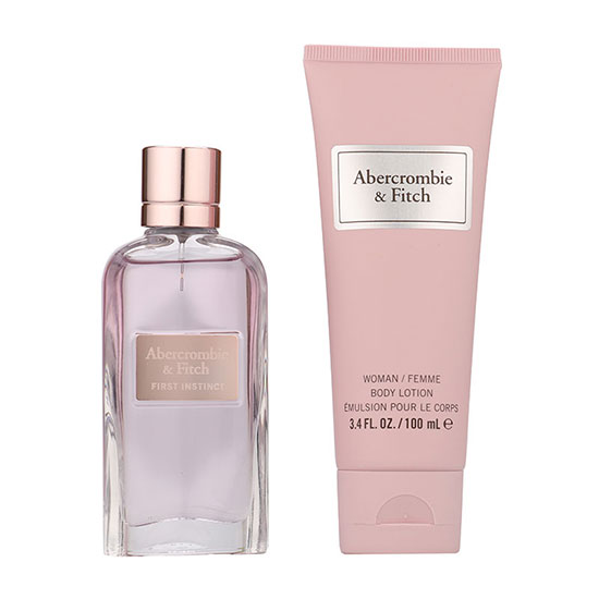 Abercrombie and Fitch First Instinct for Women Gift Set 50ml