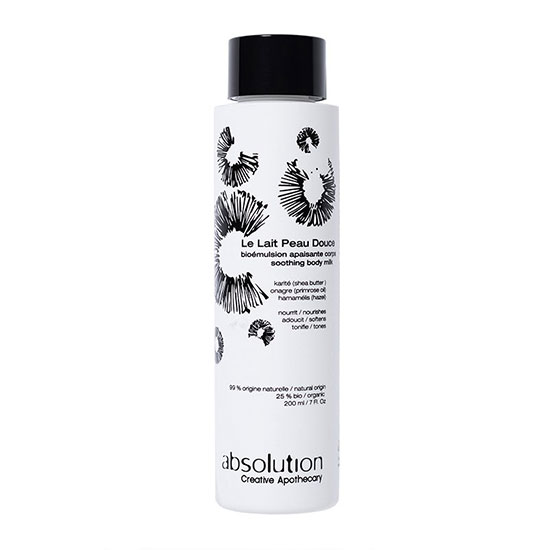 Absolution Le Lait Peau Douce Soothing Body Milk 200ml