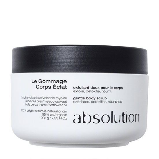 Absolution The Glowing Body Scrub