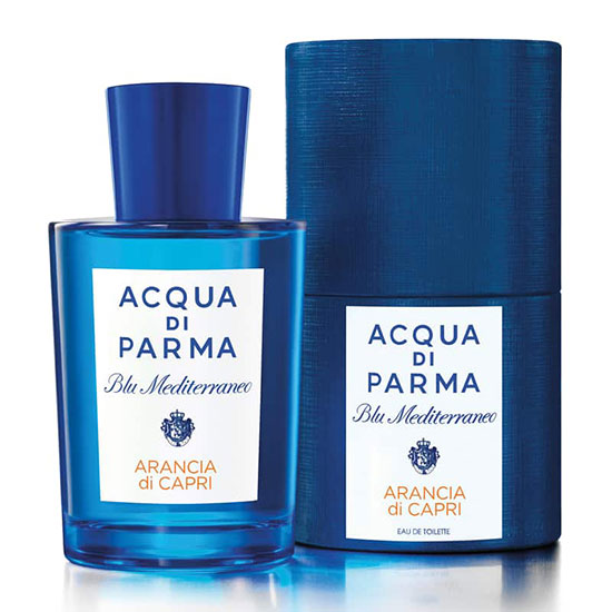 Acqua di Parma Arancia Di Capri Eau de Toilette Natural Spray 75ml