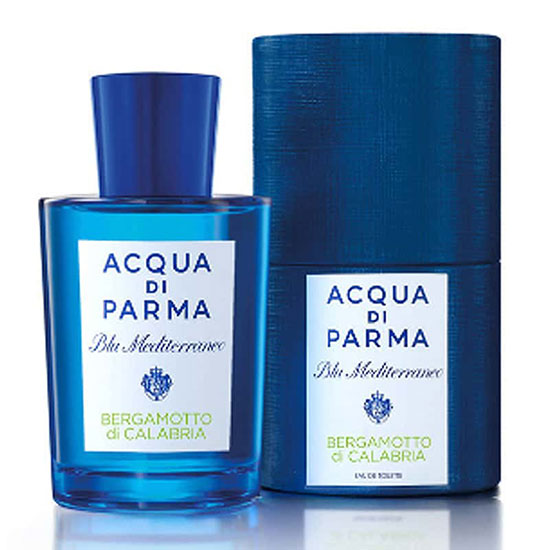 Acqua di Parma Bergamotto Di Calabria Eau de Toilette Natural Spray 75ml