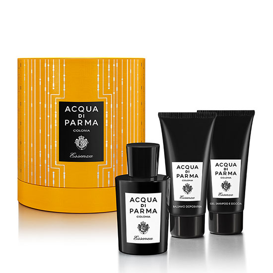 Acqua di Parma Colonia Essenza Eau de Cologne Natural Spray 100ml Gift Set