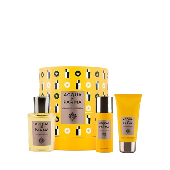 Acqua di Parma Colonia Intensa Eau De Cologne Fragrance Gift Set 100ml