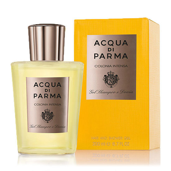 Acqua di Parma Colonia Intensa Hair And Shower Gel