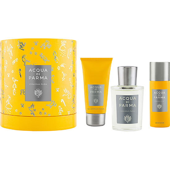 Acqua di Parma Colonia Pura Eau De Cologne Spray Gift Set