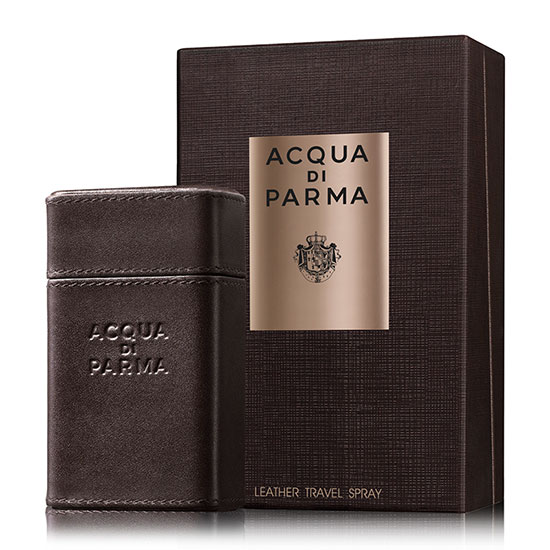 Acqua di Parma Ingredient Collection Travel Spray Red