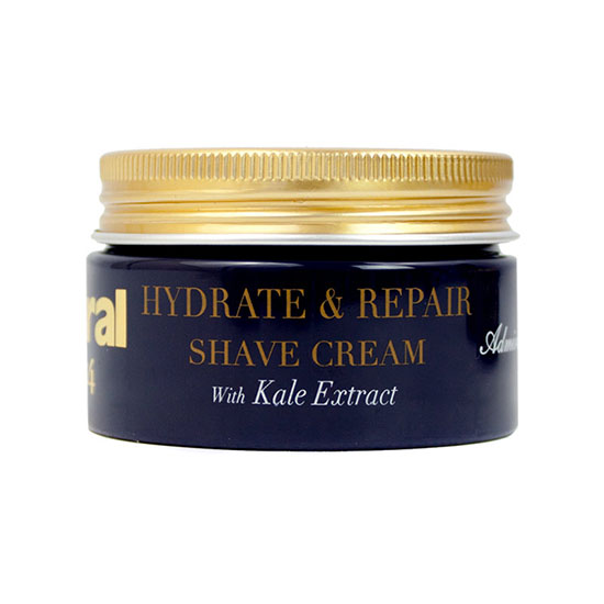 Admiral Hydrate and Repair Shaving Cream Kale Extract