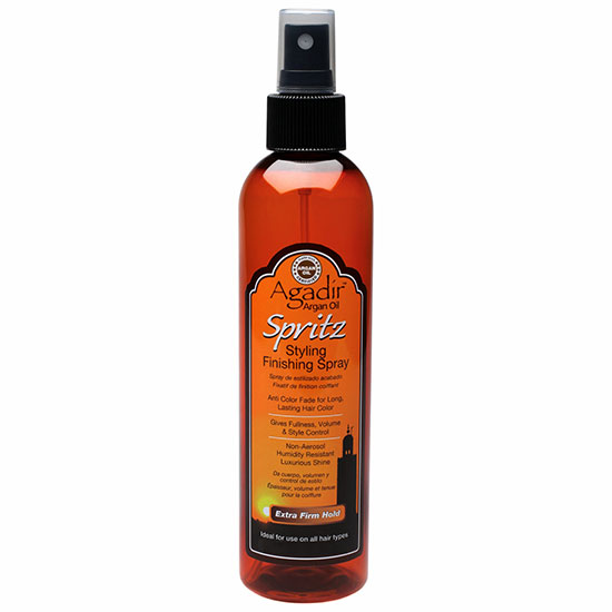 Agadir Argan Oil Styling Spritz Finishing Spray