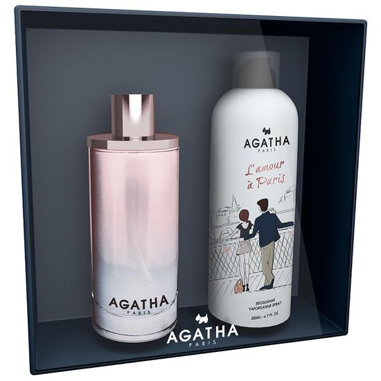 Agatha L'amour a Paris Eau de Parfum Spray Gift Set