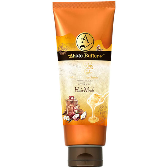 Ahalo Butter Rich Moist and Damage Repair Mask