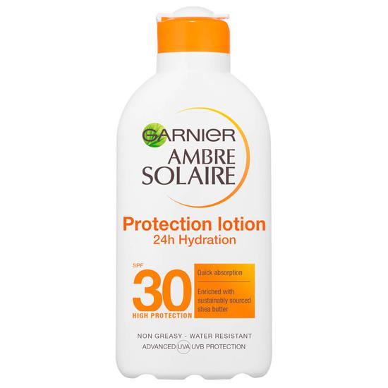 Ambre Solaire Ultra Hydrating Shea Butter Sun Protection Cream SPF30 200ml
