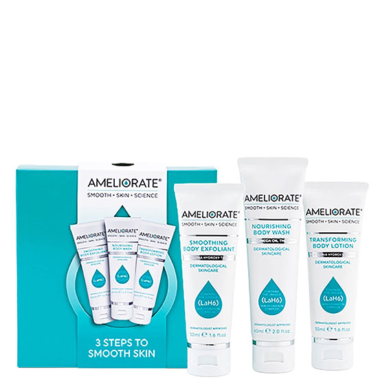 AMELIORATE 3 Steps To Smooth Skin Kit