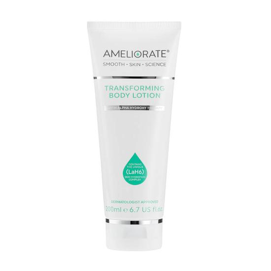 AMELIORATE Green Tea Transforming Body Lotion 200ml