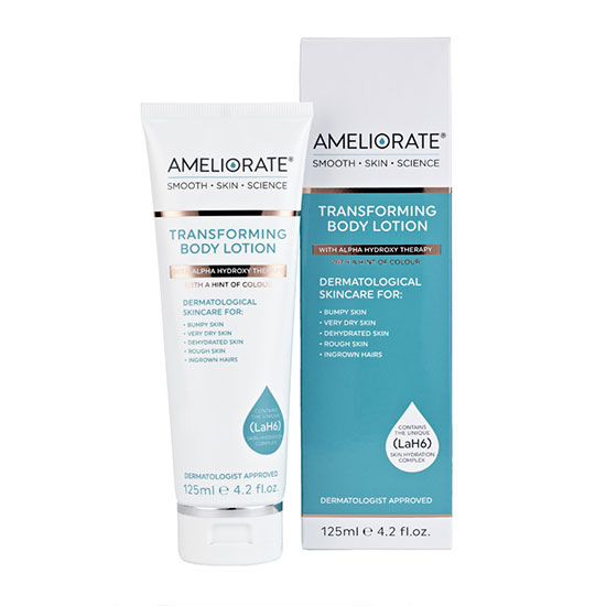 AMELIORATE Transforming Body Lotion With A Hint Of Colour