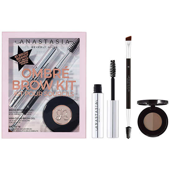 Anastasia Beverly Hills Brow Kit #3 Ombre Brow Kit Soft Brown 8.97g