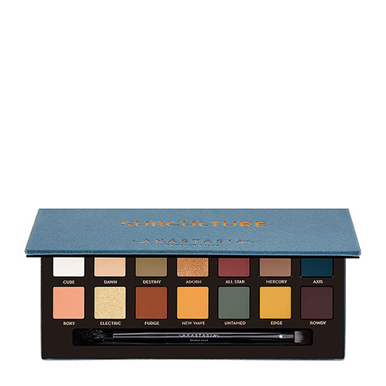 Anastasia Beverly Hills Subculture Palette Eye Shadow 9.8g