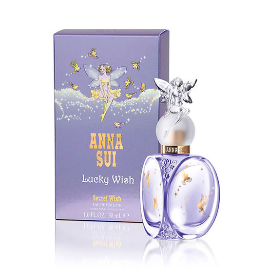 Anna Sui Lucky Wish Eau de Toilette Spray 30ml
