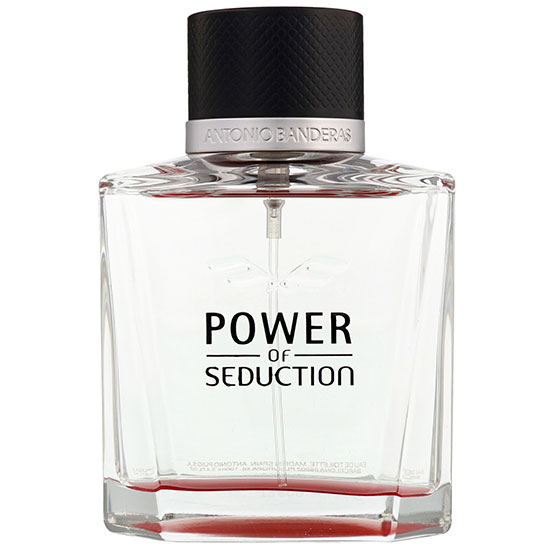 Antonio Banderas Power Of Seduction Eau de Toilette Spray 100ml