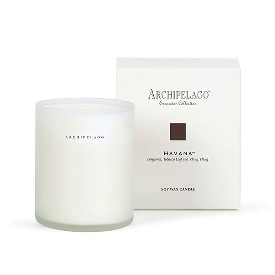 Archipelago Botanicals Excursions Collection Candles Havana