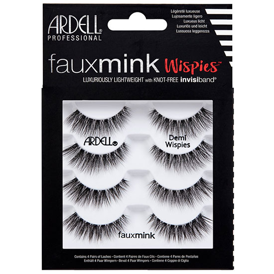 e89dc003cfc Ardell Multipack Faux Mink Demi Wispies | Cosmetify