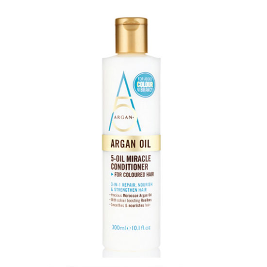 Argan+ 5 Oil Miracle Conditioner 300ml