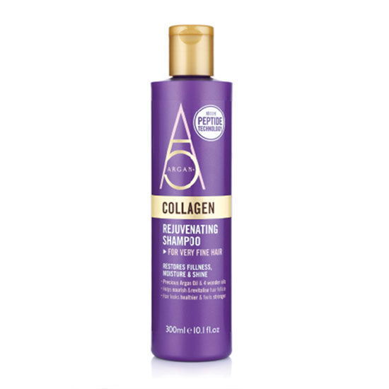 Argan+ Collagen Rejuvenating Shampoo 300ml