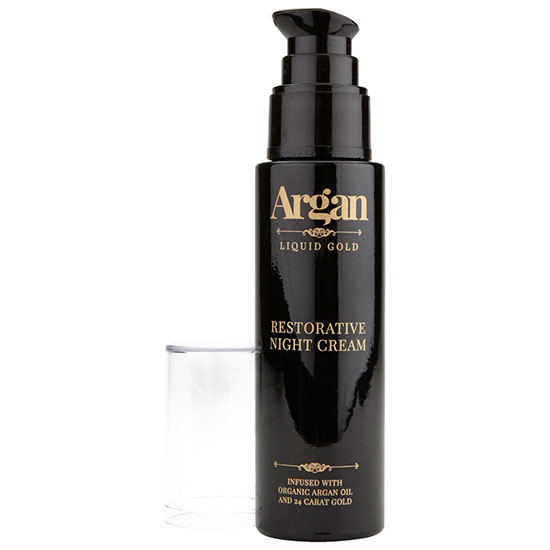 Argan Liquid Gold Restorative Night Cream