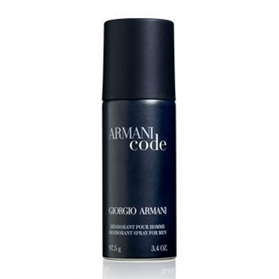 Armani Code For Men Deodorant Spray
