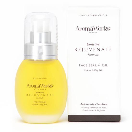 Aroma Works Rejuvenate Face Serum Oil 30ml