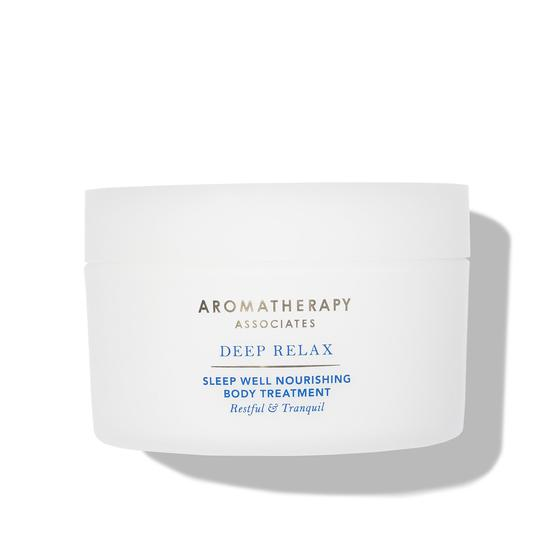 Aromatherapy Associates Deep Relax Sleep Well Nourishing Body Treatment