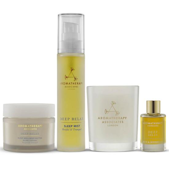 Aromatherapy Associates Moment Of Restful Sleep Bodycare Gift Set