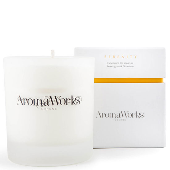 Aroma Works Serenity Candle