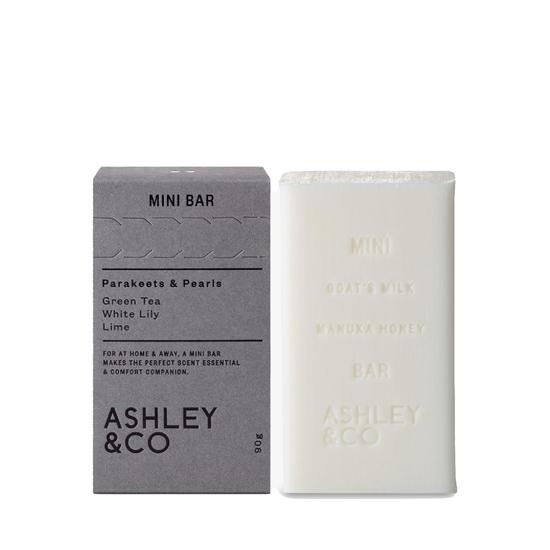 Ashley & Co Parakeets & Pearls Soap Bar 90g