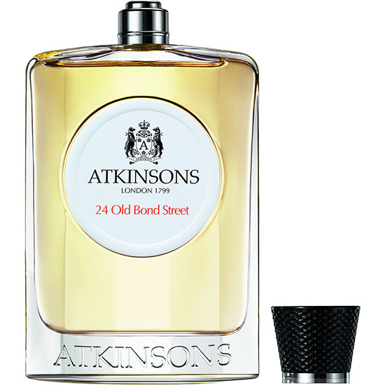 Atkinsons 24 Old Bond Street Perfumed Toilette Vinegar Aromatic Bath & Body Water 100ml