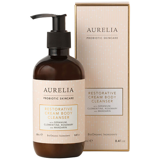 Aurelia Skin Care Restorative Cream Body Cleanser