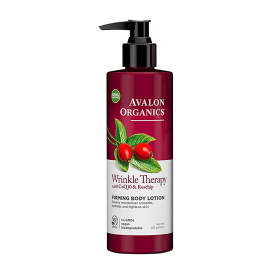 Avalon Organics Wrinkle Therapy Firming Lotion 227g