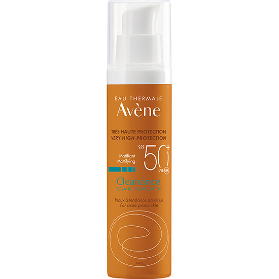 Avène Cleanance Very High Protection Sunscreen SPF50+ 50ml