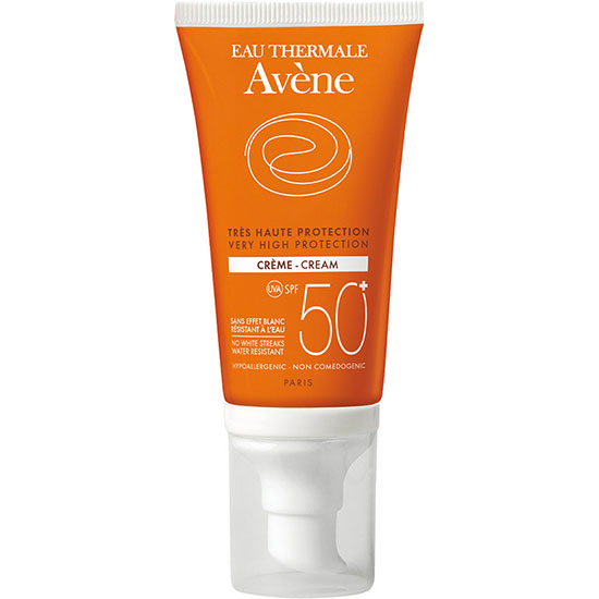 Avène Sun Care Very High Protection Cream SPF50+ 50ml