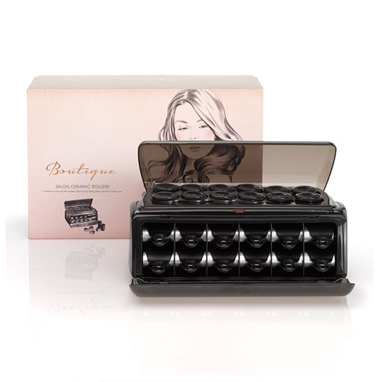 BaByliss Boutique Salon Ceramic Heated Rollers