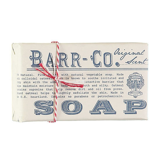 Barr Co. Original Single Bar Soap